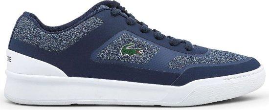 Lacoste 40 Unisex SneakersBlue 5 Maat FJcTl1K