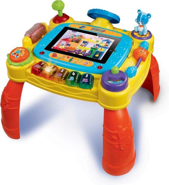 Vtech baby ontdek leer tafel vtech for Bureau 3 en 1 vtech