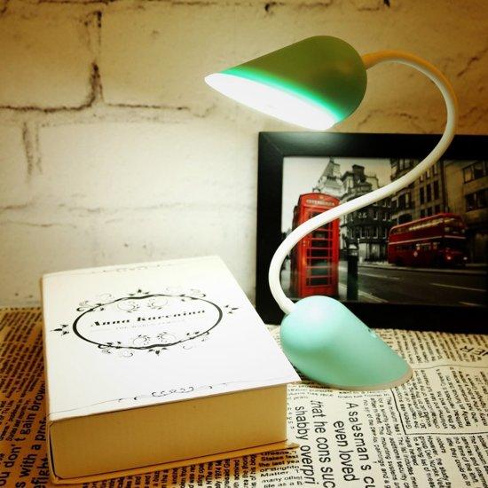 bol.com | Ditto - Hart Nachtlamp / Bureaulamp Groen / Kinderkamer ...