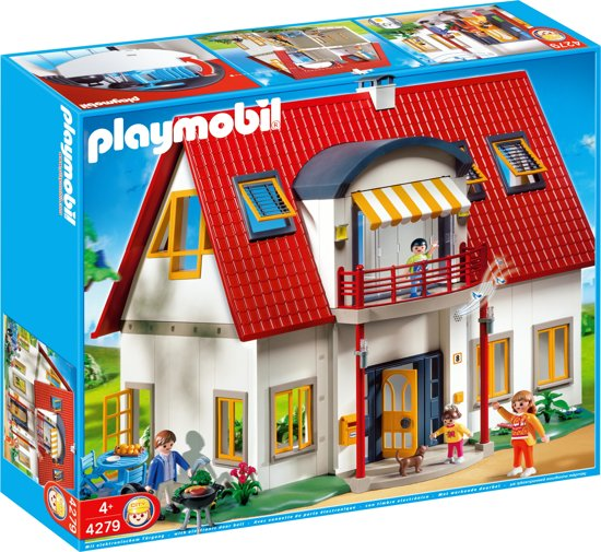 4279 Playmobil Of Playmobil Moderne Villa 4279 Playmobil