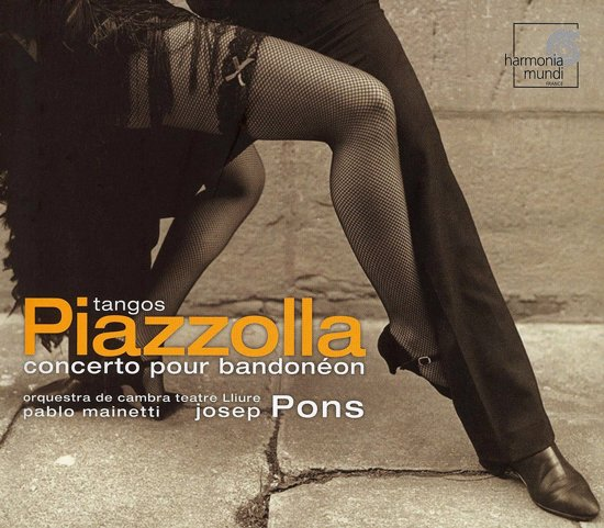 Piazzolla: Concerto pour Bandonéon; Tangos [Deluxe Edition]