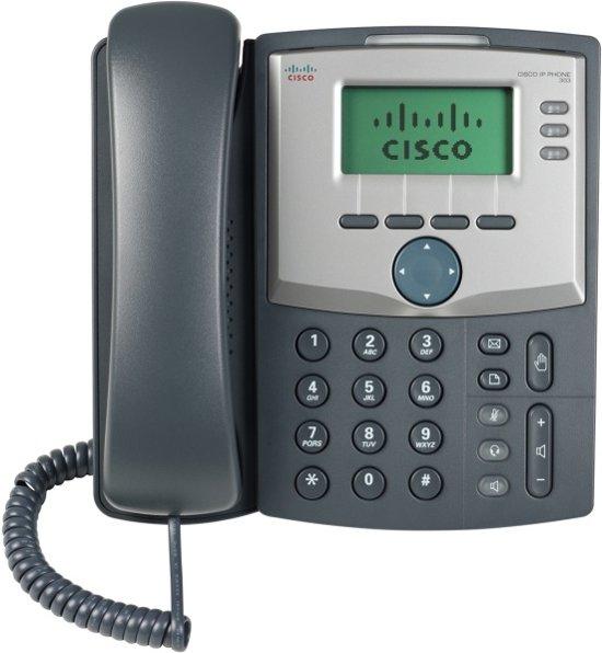 Cisco SPA 303 - VoIP - Grijs
