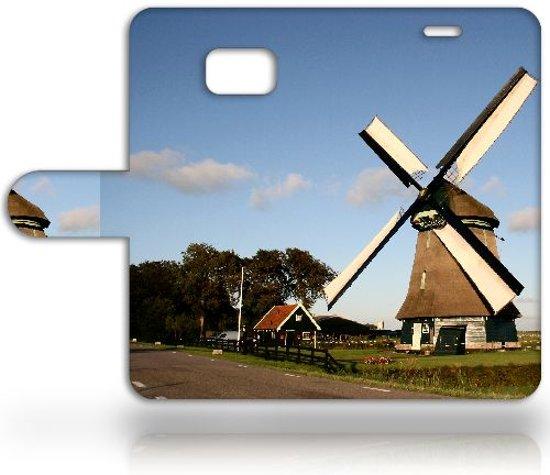Samsung Galaxy S6 Edge Plus Ontwerpen Cover Molen in Etterbeek