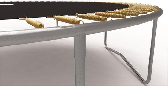 BERG Favorit Trampoline - 330 cm - Inclusief Veiligheidsnet Deluxe