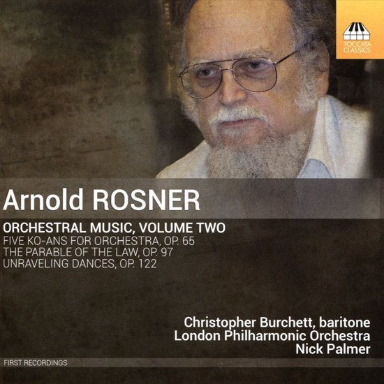Orchestral Music, Volume Two