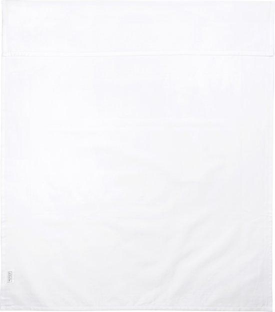 Meyco wieglaken uni - 75 x 100 cm - wit