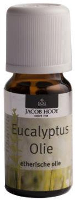 Jacob Hooy Eucalyptus - 10 ml - Etherische Olie