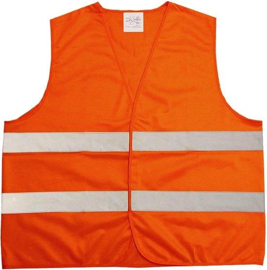 Proplus Veiligheidshesje Oranje One Size