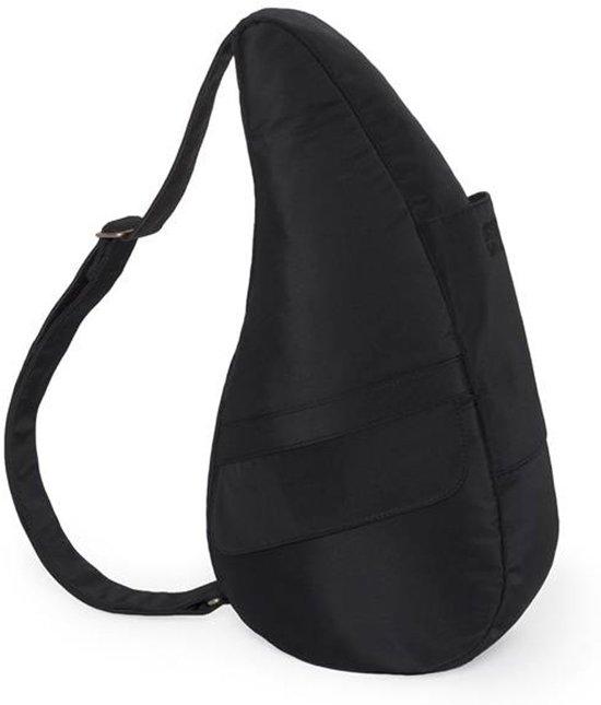 HEALTHY BACK BAG Rugzak - Microfibre - Black - Medium - 7304-BK