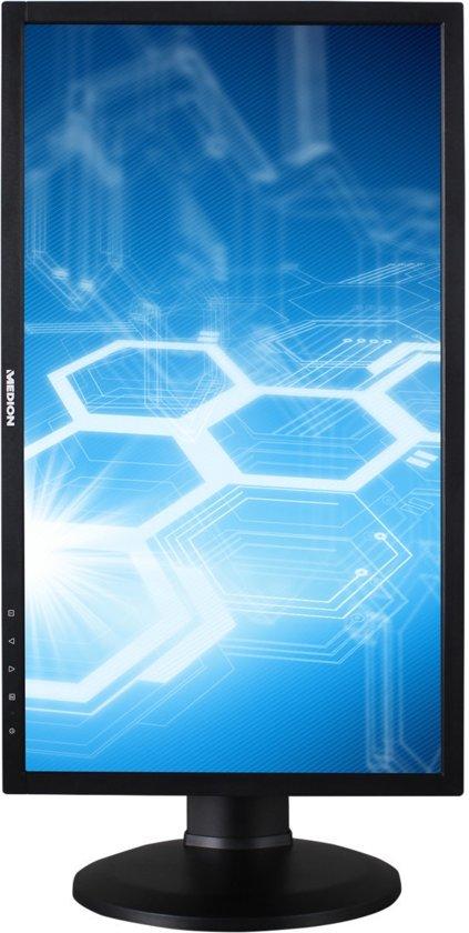 MEDION AKOYA P55664 LED display 61 cm (24'') Full HD Zwart