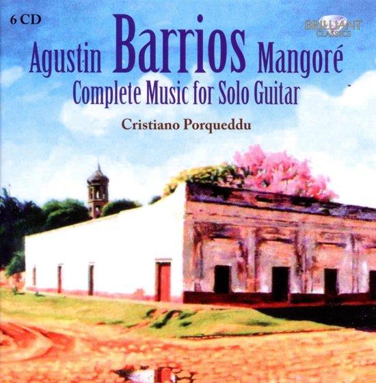 Barrios: Complete Guitar Music