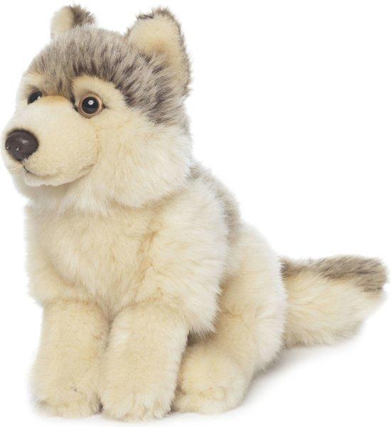 bol com   WWF Wolf Floppy   Knuffel,Wereld Natuur Fonds