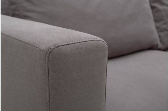 Goossens Bank Dolce Vita met chaise longue