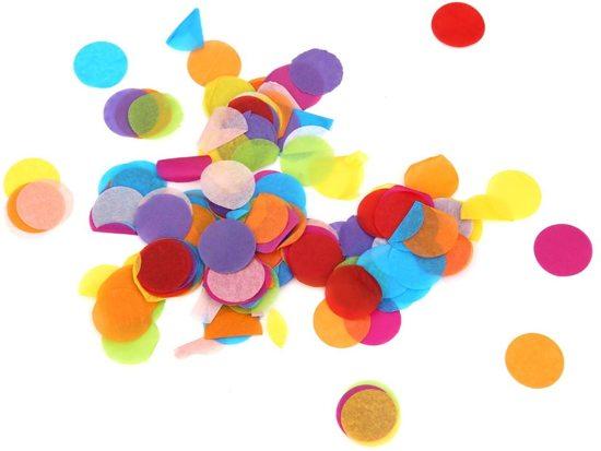 Confettipapier | Confetti 24 kleuren! Valentinaa