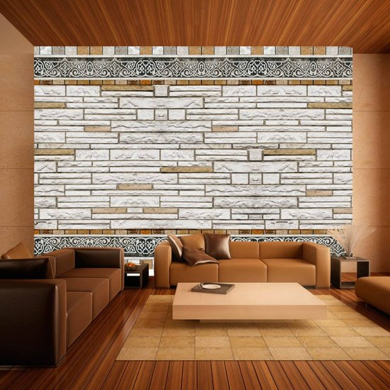 Fotobehang - Stone mosaic