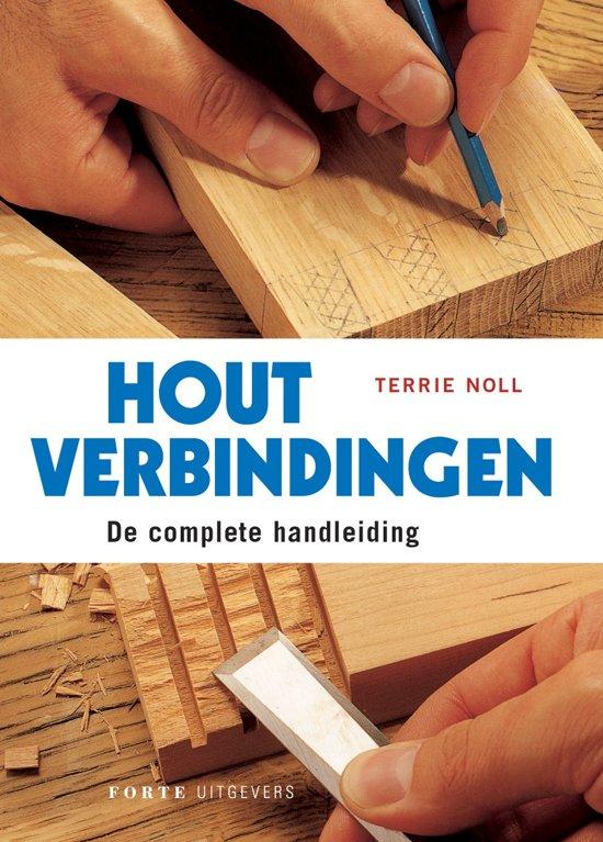 Boek cover Houtverbindingen van Noll, T. (Hardcover)