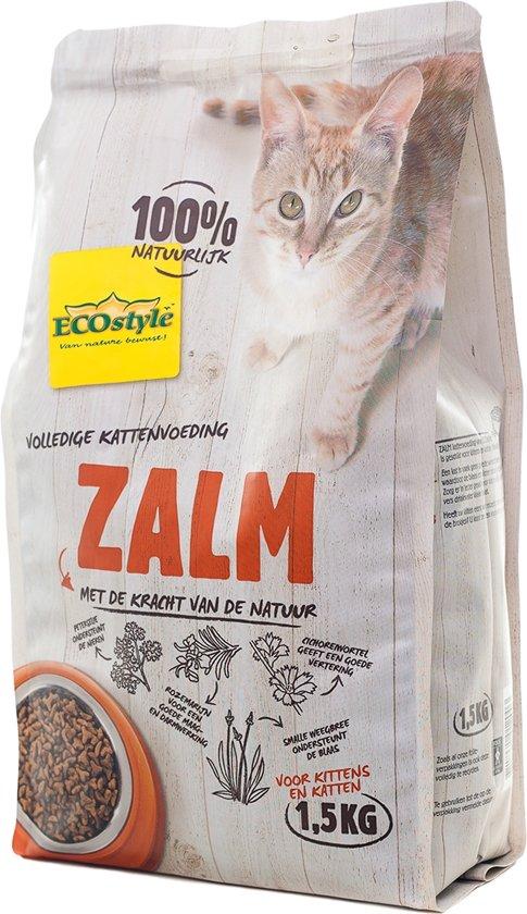 ecostyle kattenvoer