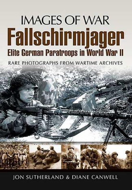 Bol Fallschirmjager Ebook Jon Sutherland 9781844688883
