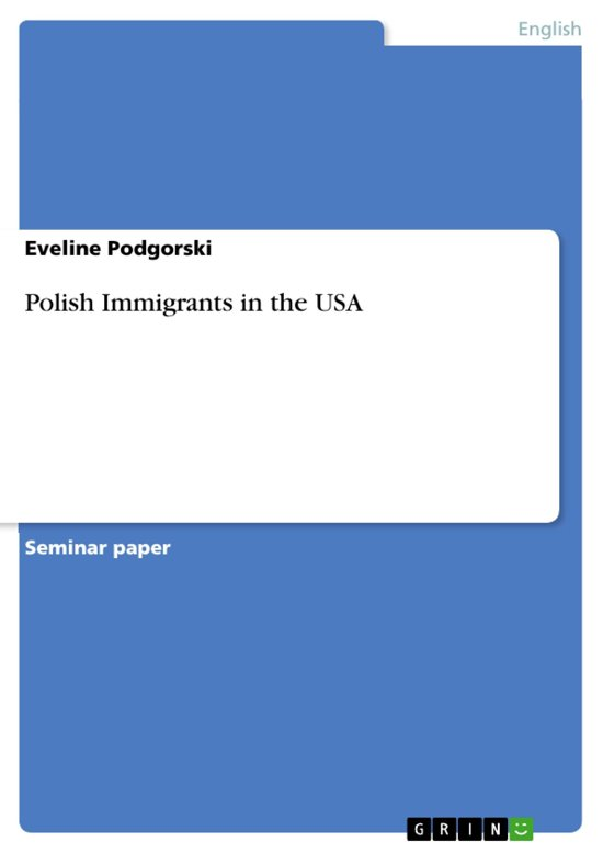 Polish Immigrants in the USA