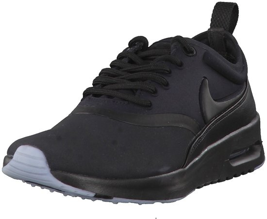nike air max dames zwarr