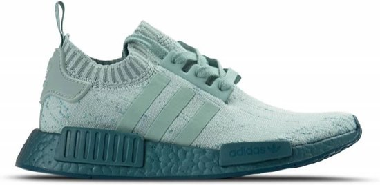 adidas nmd r1 dames groen