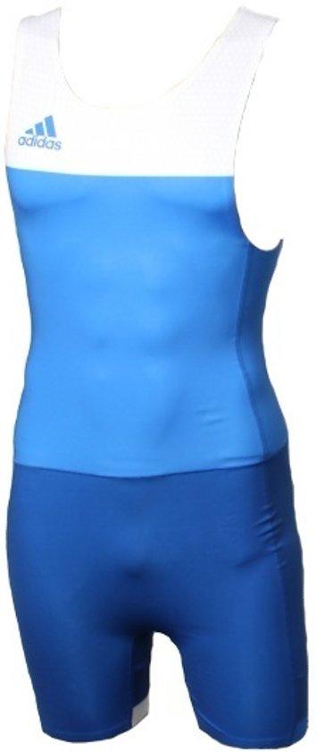 Adidas Atletiekpak R Suit Heren Blauw Maat Xl/xxl