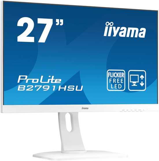 Iiyama ProLite B2791HSU-W1 - Full HD Monitor