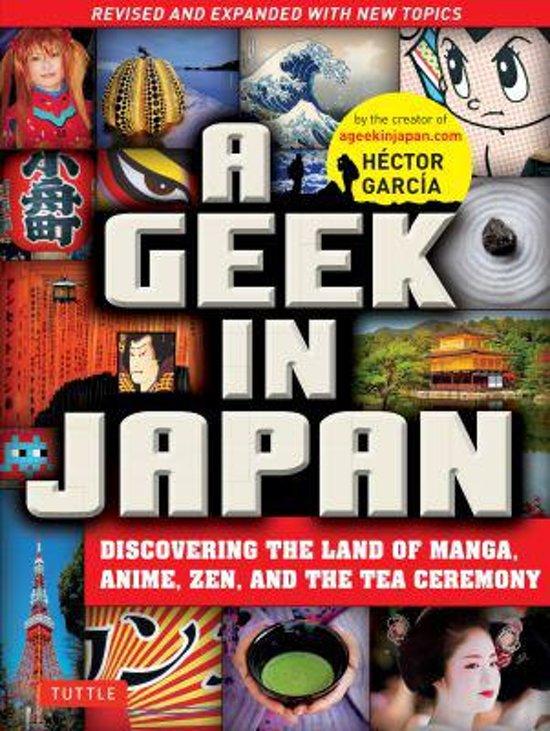 Boek cover A Geek in Japan van Héctor Garcia (Paperback)