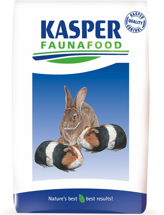 Kasper Faunafood Konijnenkorrel - Knaagdierensnack - 20 kg
