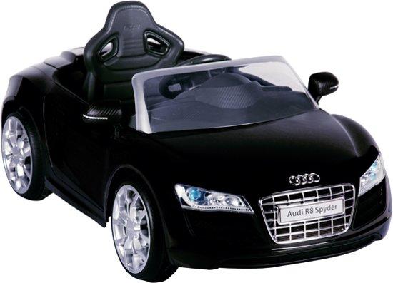 Bol Com Elektrische Kinder Accu Auto Audi R8 Zwart Met