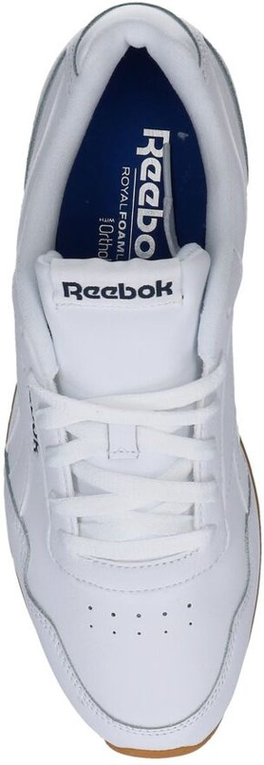 Royal Witte Reebok Glide Glide Royal Sneakers Reebok Witte Sneakers Royal Witte Sneakers Reebok PTwTOxf