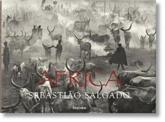 Boek cover Sebastiao Salgado. Africa van Sebastião Salgado (Hardcover)