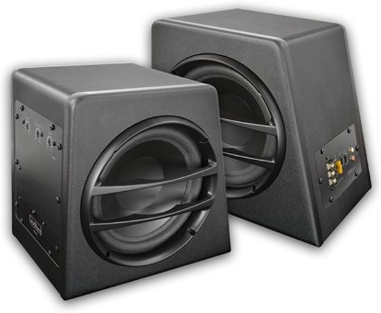 axton compacte actieve subwoofer axb20a. Black Bedroom Furniture Sets. Home Design Ideas