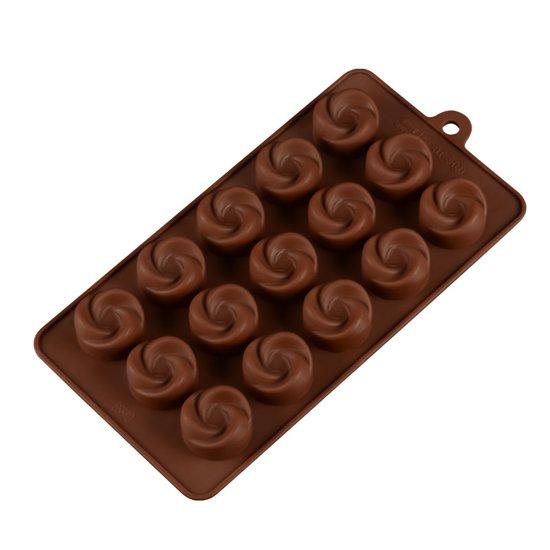 gietvorm chocolade