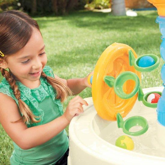 Little Tikes Watertafel model: Spiral
