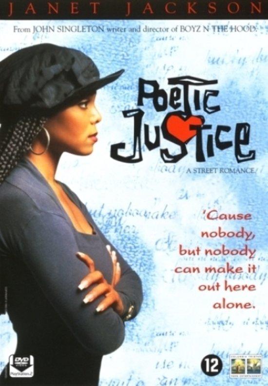 Cover van de film 'Poetic Justice'