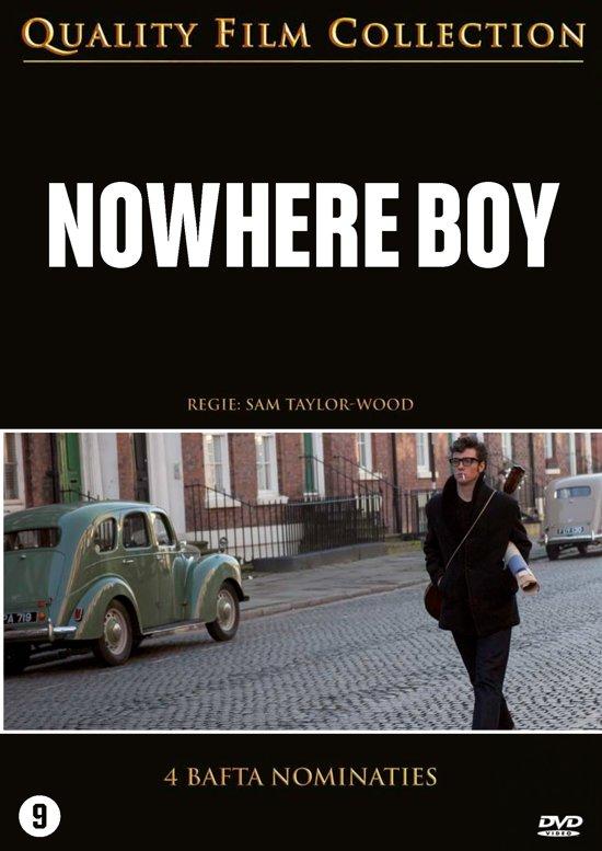 DVD cover van Nowhere Boy