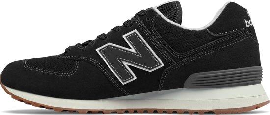 New Balance 574 Classics Sneakers Maat 44.5 Mannen zwart