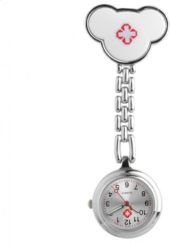   Verpleegster horloge mickey wit