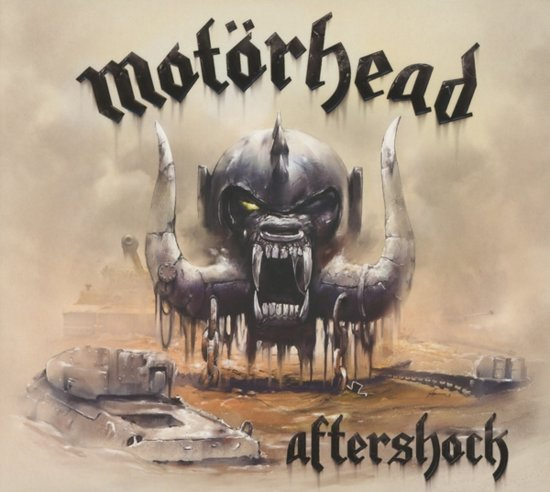 Aftershock (Limited Edition)