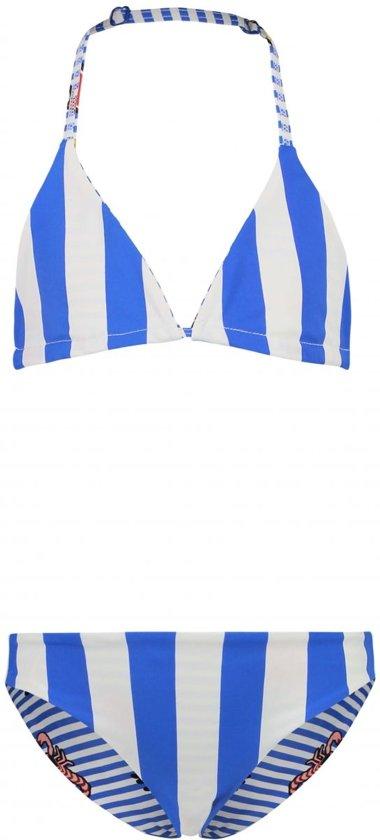 Shiwi Meisjes Triangle Bikini Rockstar - Blauw - Maat 164