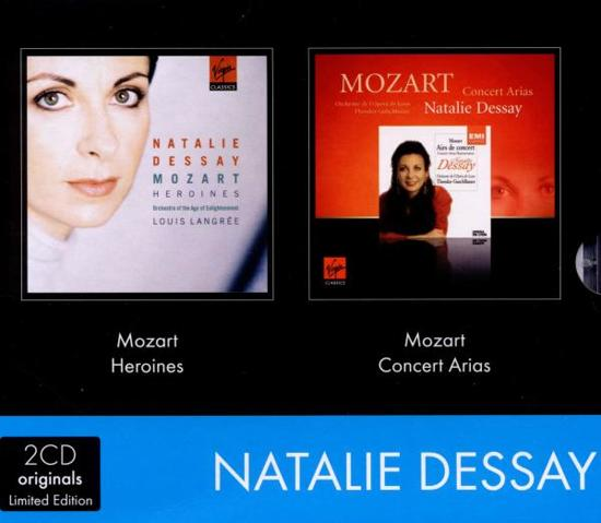 Mozart Heroines / Mozart: Airs de Concert