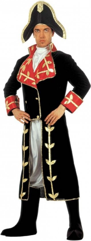 Fluwelen kostuum Napoleon L
