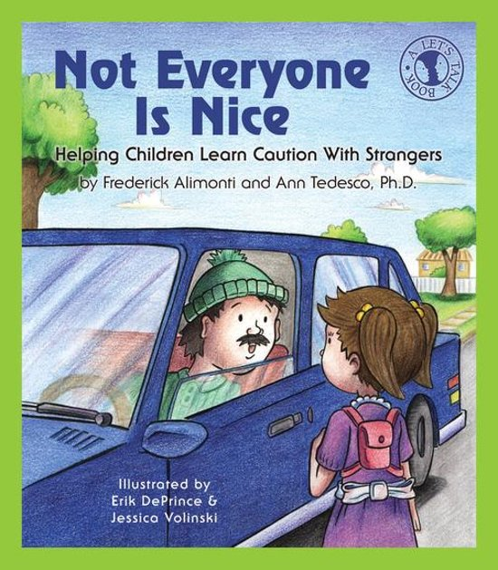 Boek cover Not Everyone Is Nice van Frederick Alimonti (Onbekend)