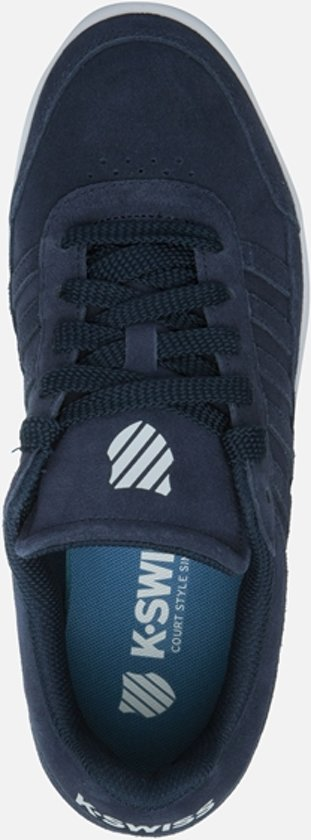 Sneakers swiss K Chasseur Sde Court Blauw wyIwqFpT