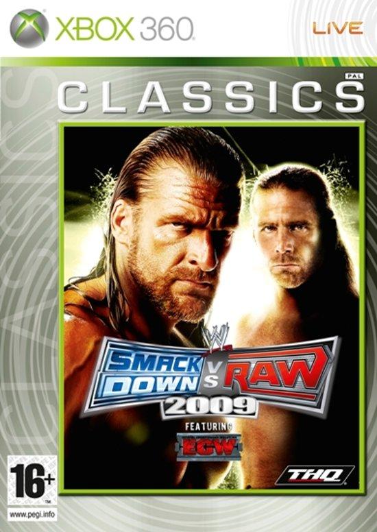 WWE Smackdown Vs Raw - 2009
