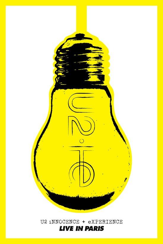 U2 - iNNOCENCE + eXPERIENCE Live in Paris (Deluxe editie)