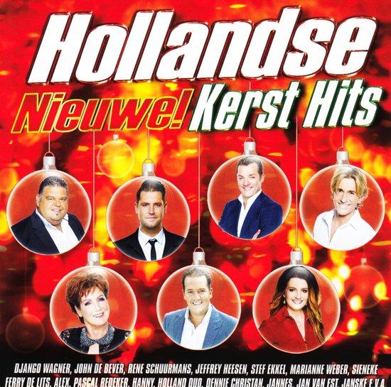 Hollandse Nieuwe Kerst Hits 2Cd