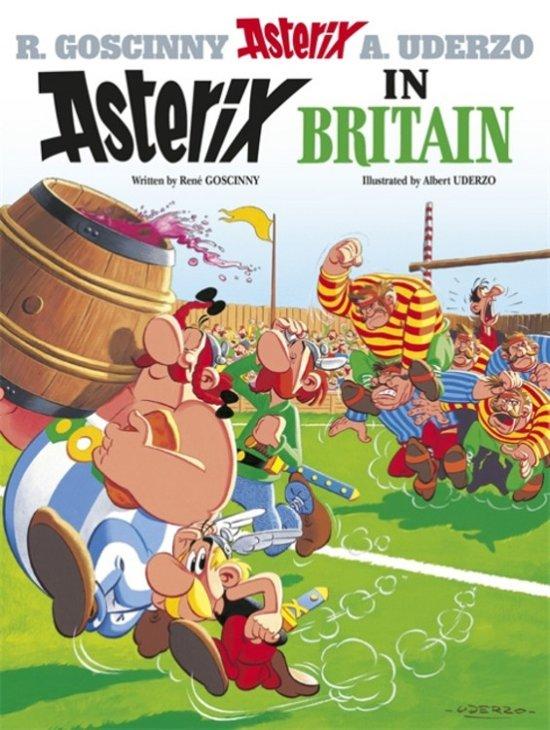 Asterix #08 Asterix in Britain