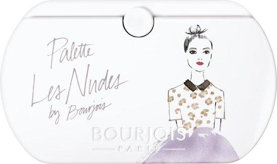 Bourjois La Palette Nude Oogschaduw - 1 Nude Shades